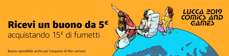 Promozione Lucca Comics