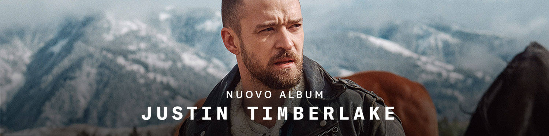 Justin Timberlake - Nuovo album