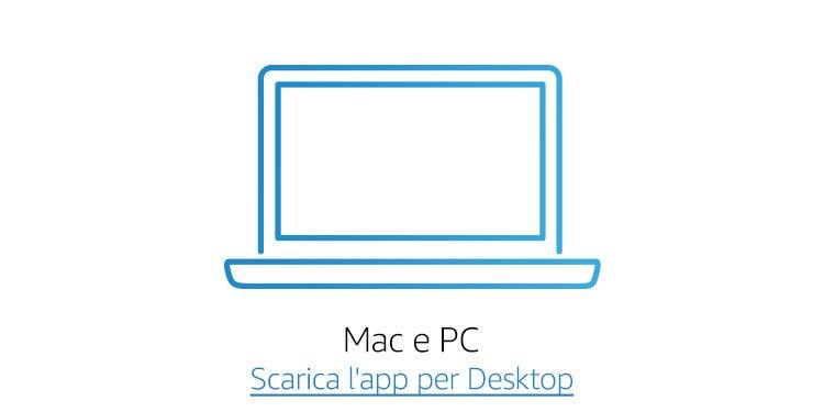 Amazon Music pour Mac & PC
