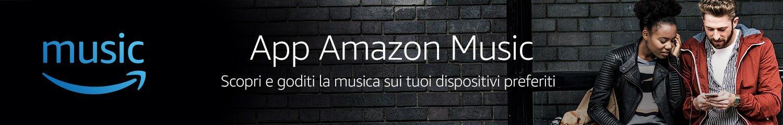 Applications Amazon Music Unlimited pour ordinateur, tablette, téléphone (IOS et Android), voiture, Sonos etc.
