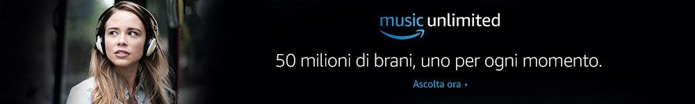 Ecoutez plus de 40 millions de titres avec Amazon Music Unlimited