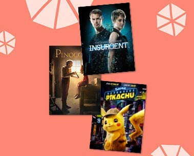 Film in sconto fino al 50% - Prime Video Store