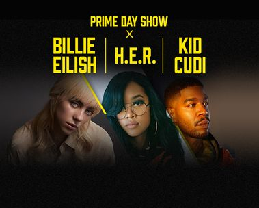 Non perderti il Prime Day Show
