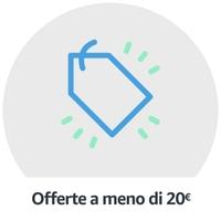 Offerte a meno di 20€