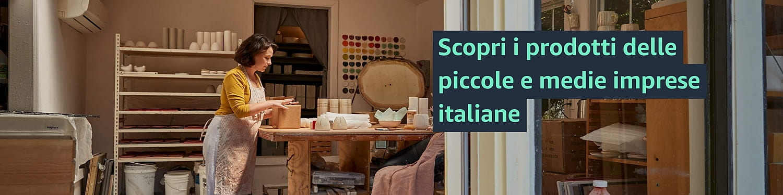 Scopri i prodotti delle piccole e medie imprese italiane