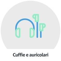 Cuffie. speaker e musica