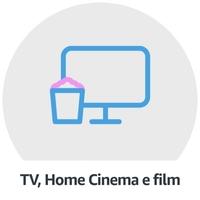 TV, Home cinema e film