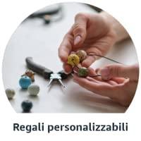 Regali personalizzabili