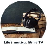 Libri, musica, film e TV