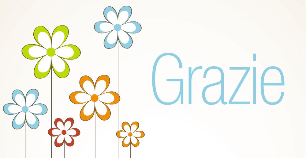 Buono regalo e mail grazie fiori for Promozione buono regalo amazon