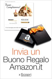 Invia un Buono Regalo Amazon.it