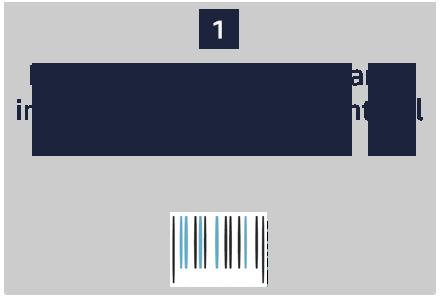 Passo 1. Effettua la tua prima Ricarica in cassa, di almeno 30€, entro il 16 Settembre 2018.