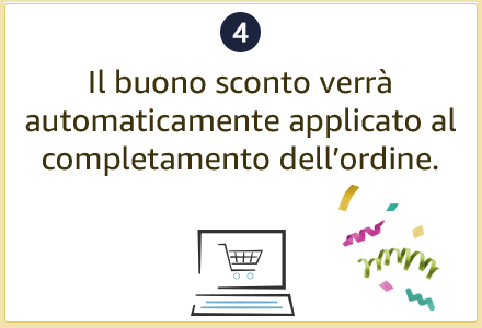 Passo 4. Il buono sconto verrà automaticamente applicato al completamento dell'ordine.