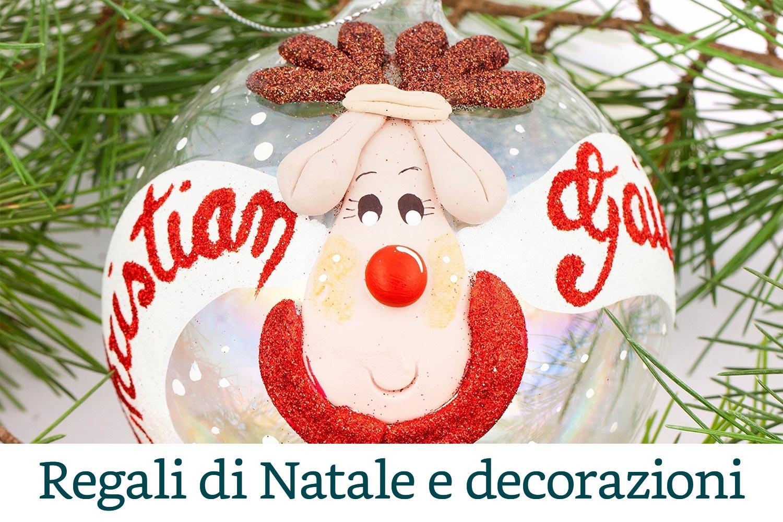 Regali di Natale e decorazioni