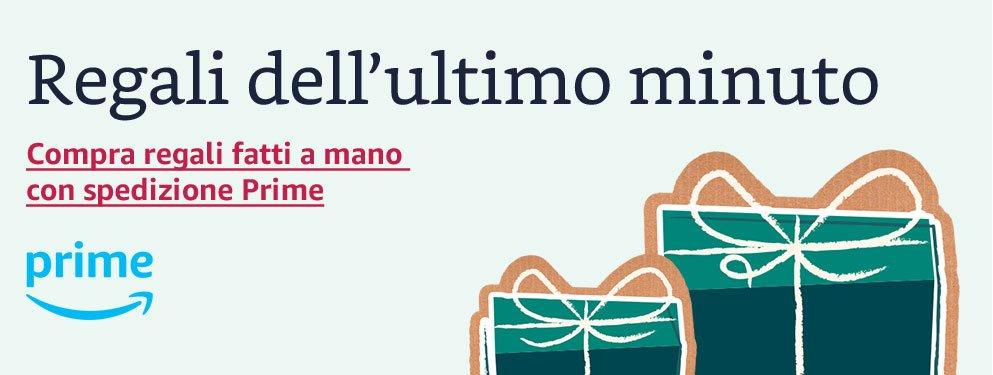Negozio di regali di Natale. Compra regali unici per tutte le persone a te care. Trova regali dell'ultimo minuto con spedizione Prime
