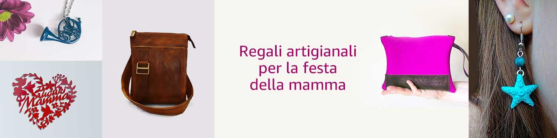 Regali artigianali per la festa della mamma