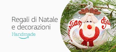 Regali di Natale e decorazioni, Handmade