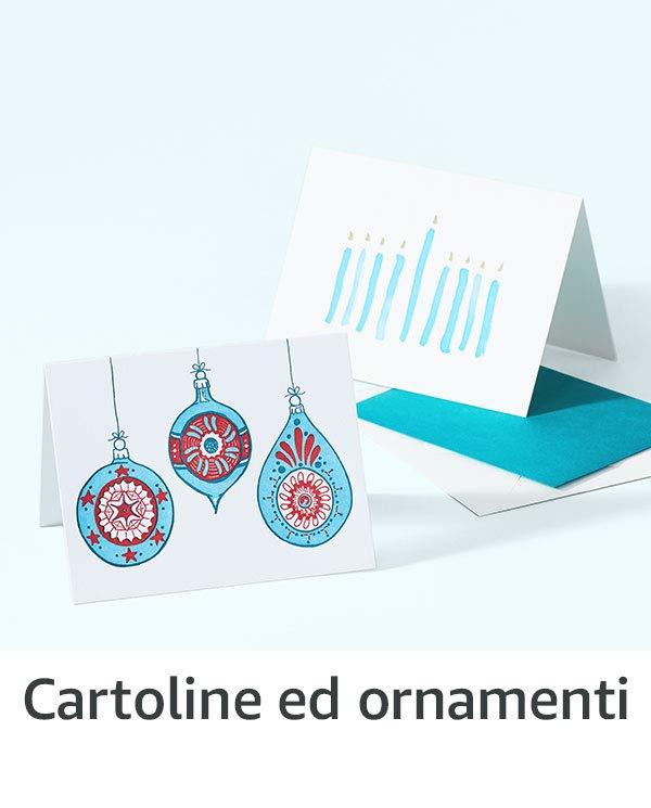 Cartoline ed ornamenti