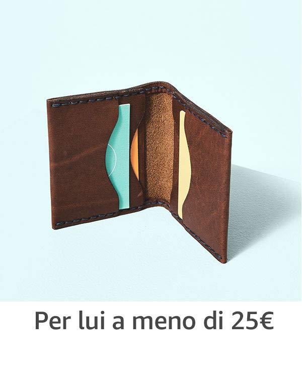 Per lui a meno di 25€