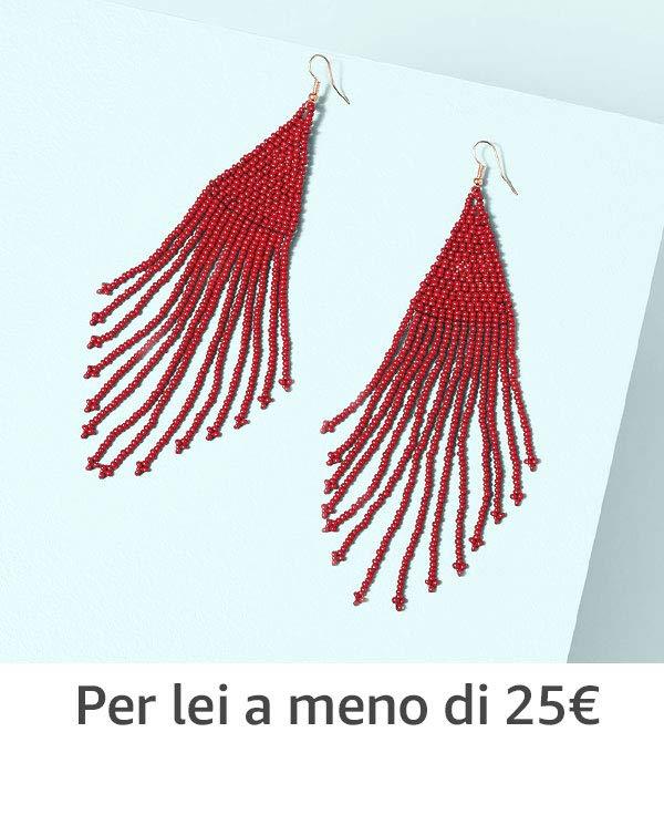 Per lei a meno di 25€