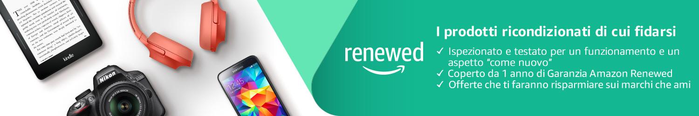 Ricondizionato su Amazon Renewed