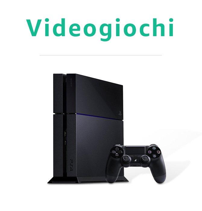 Ricondizionato certificato Videogiochi