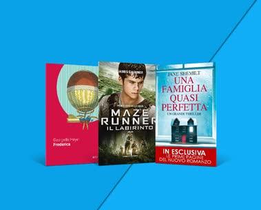 eBook Kindle in offerta speciale