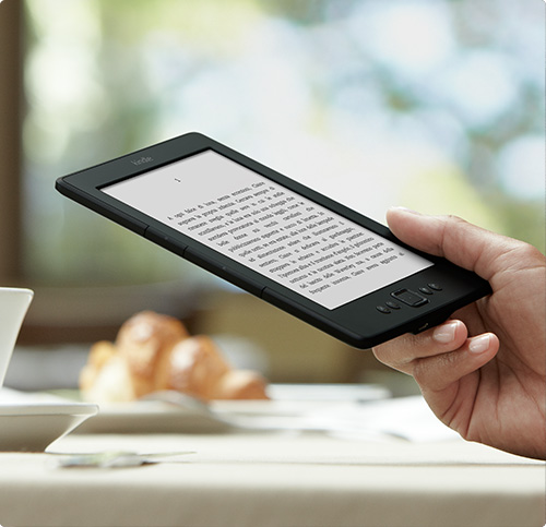 Kindle eReader: Read everywhere