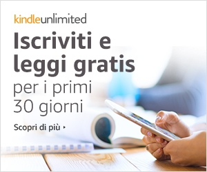 Prova Kindle Unlimited