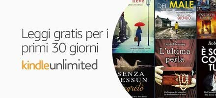 novità kindle unlimited