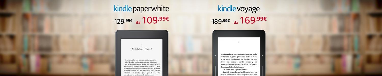 Le promozioni dei dispositivi Amazon
