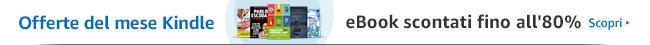 offerte estive Kindle: fai il pieno di eBook a 0,99 euro