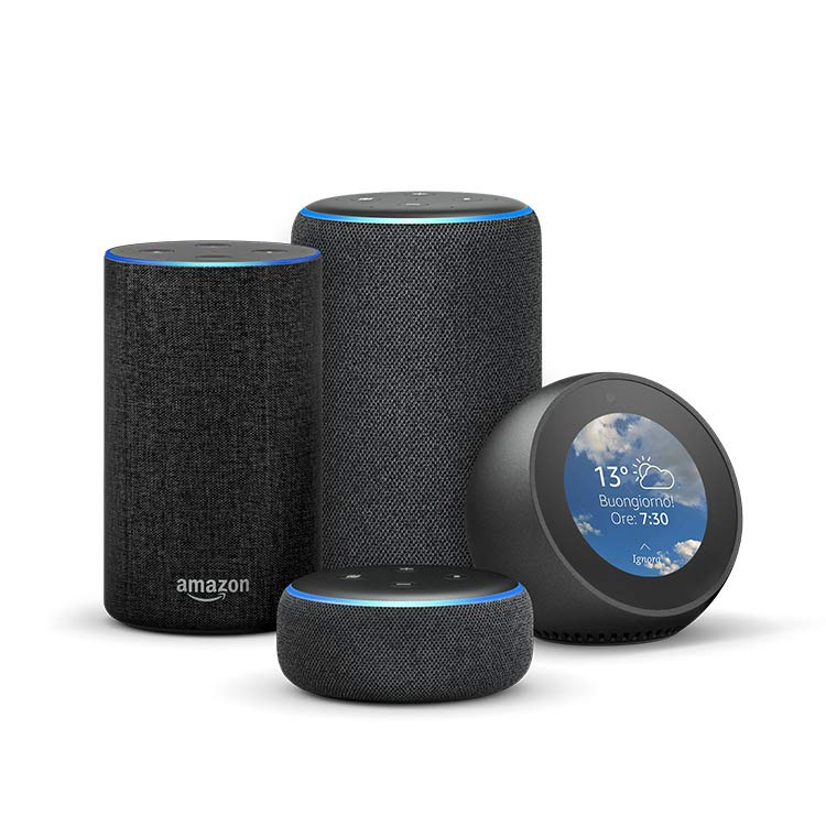 Alexa e Echo