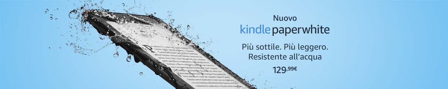 Nuovo Kindle Paperwhite