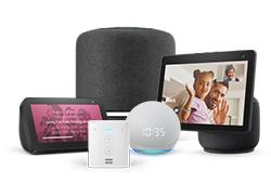 Tutti i dispositivi con integrazione Alexa