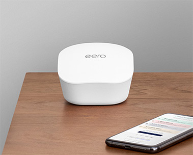 Router mesh Wi-Fi Amazon eero
