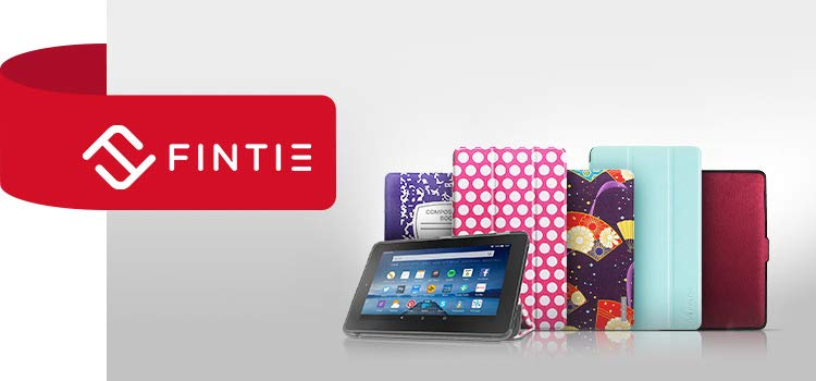 Custodie Fintie per Kindle e Fire