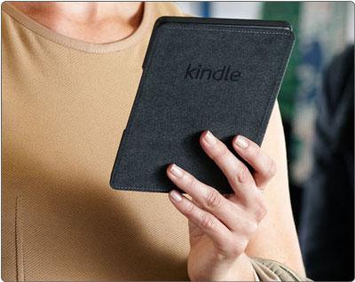 Proteggi il tuo Kindle Touch quando sei in movimento