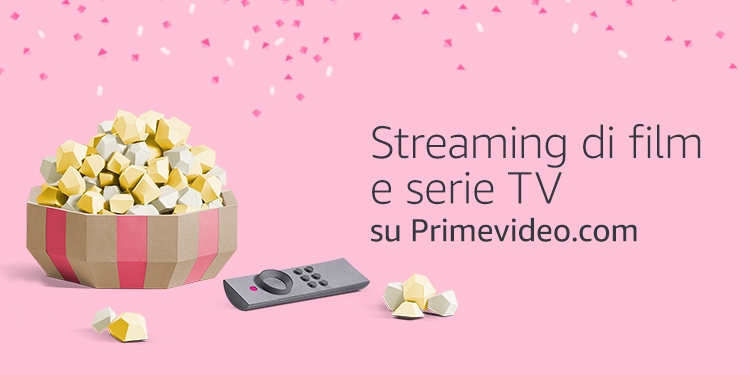 Streaming di Film e serie TV su PrimeVideo.com