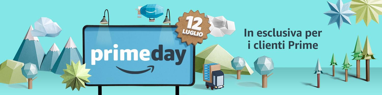 La risposta di Agrigem al più grande evento mondiale Amazon (Prime Day 2016 )