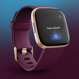 Fitbit Versa 2 con Alexa integrata
