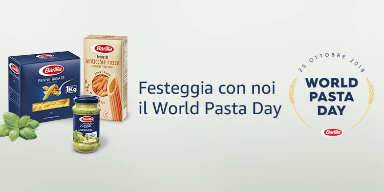 World Pasta Day Barilla