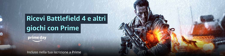 Ricevi Battlefield 4