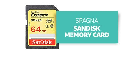[Country] Spagna [Product] SanDisk Memory Card