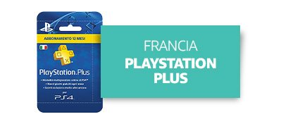 [Country] Francia [Product] PlayStation Plus