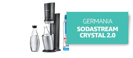 [Country] Germania [Product] SodaStream CRYSTAL 2.0