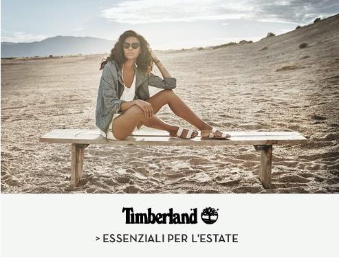 Timberland Essenziali per l'estate
