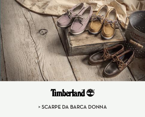 Timberland Scarpe da barca donna