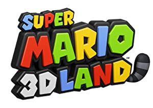 Super Mario 3D Land Logo