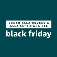 Conto alla rovescia alla Settimana del Black Friday
